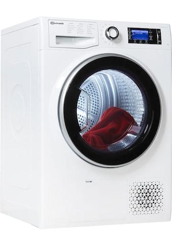 BAUKNECHT Wärmepumpentrockner »T Sense D 8X3E DE« kaufen