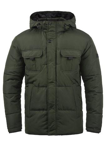 Jack & Jones Steppjacke »Jaap«, warme Jacke mit abnehmbarer Kapuze kaufen
