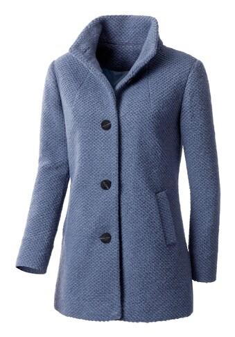 Classic Inspirationen Jacke aus winterwarmem, weichem Bouclégarn kaufen