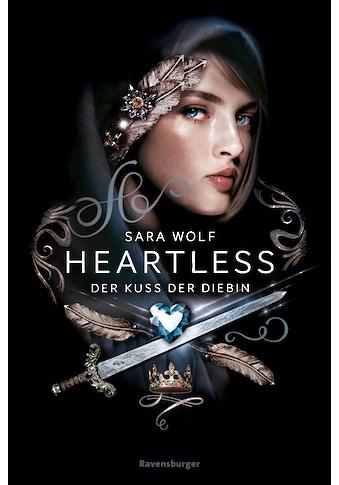Buch Heartless, Band 1: Der Kuss der Diebin / Sara Wolf; Simone Wiemken kaufen