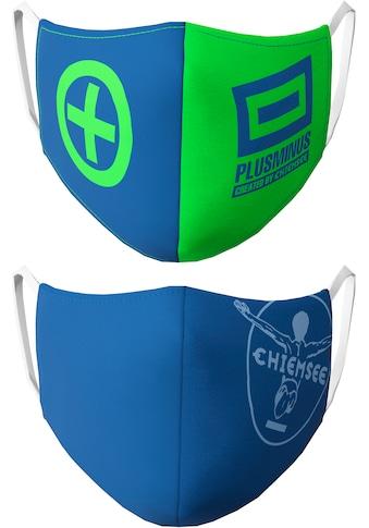 """Chiemsee Mund - Nasen - Maske """"für Herren"""" (Packung, 2 Stück) kaufen"""