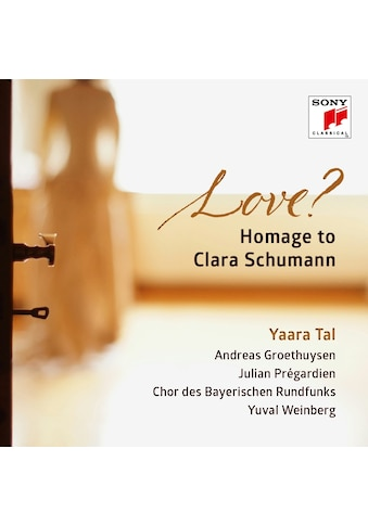 Musik-CD »Liebe-Homage to Clara Schumann / Tal & Groethuysen/Prégardien,Julian« kaufen