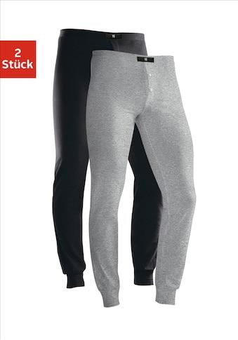 H.I.S Lange Unterhose, mit Bündchen am Bein kaufen