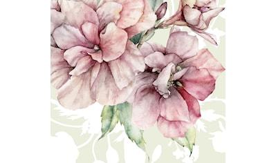 Komar Fototapete »Vliestapete La Flor«, bedruckt-geblümt-floral-realistisch, 300 x 280 cm kaufen