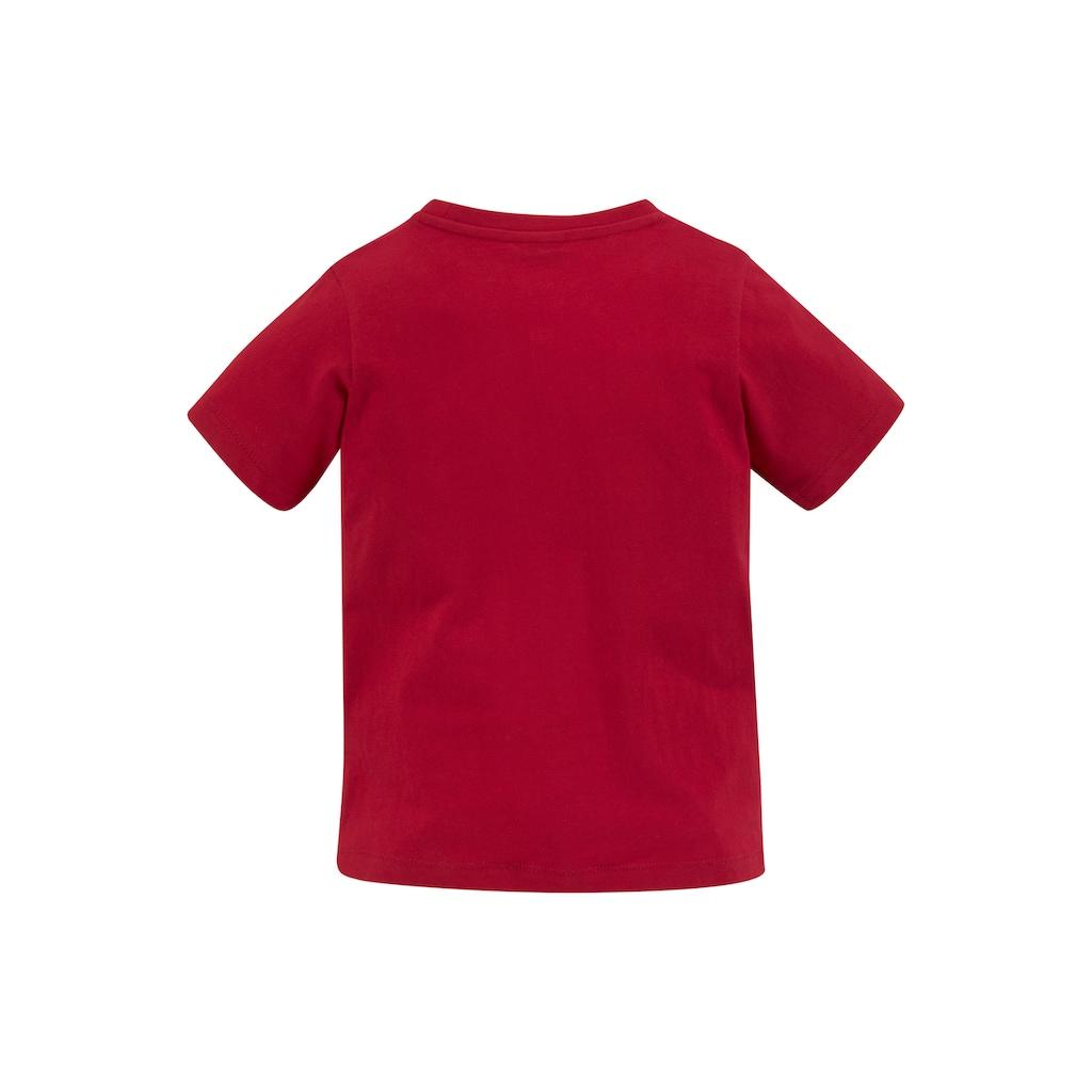 KIDSWORLD T-Shirt »WAS NICHT PASST...«