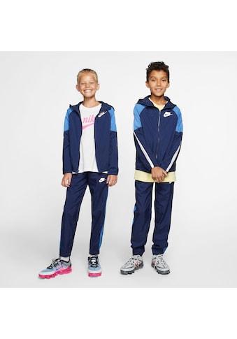 Nike Sportswear Trainingsanzug »Boys' Woven Tracksuit« kaufen