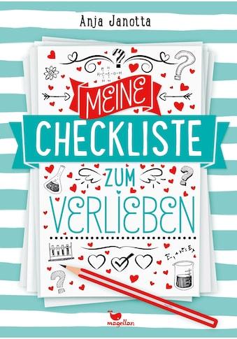Buch »Meine Checkliste zum Verlieben / Anja Janotta« kaufen