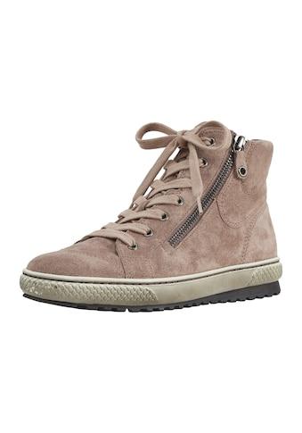Sneaker mit Zier-Schnürung kaufen