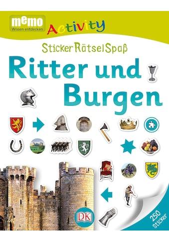 Buch memo Activity. Ritter und Burgen / DIVERSE kaufen
