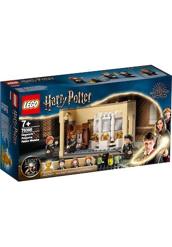 LEGO® Konstruktionsspielsteine »Hogwarts™: Misslungener Vielsaft-Trank (76386), LEGO®... kaufen