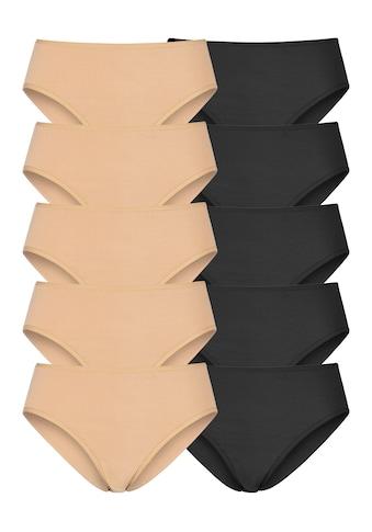 Go in Jazz-Pants Slips, (10 St.), in frischen Uni-Farben kaufen