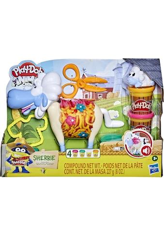 Hasbro Knete »Play-Doh Animal Crew, Sherrie Mama Wollschaf« kaufen