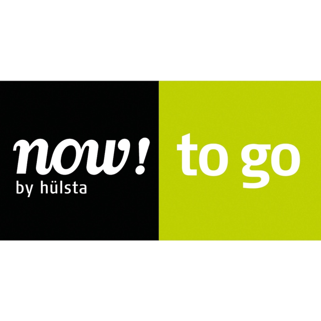 now! by hülsta Regalelement »now! to go«, (Set, 5 St.), 2 kleine und 3 große Boxen