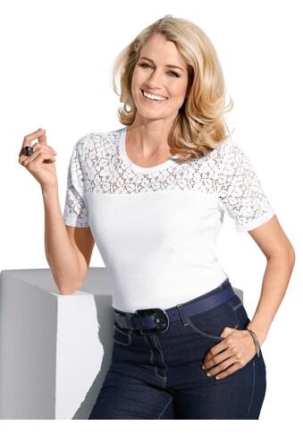 Alessa W. Shirt in PURE WEAR - Qualität kaufen