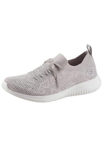 Skechers Slip-On Sneaker »ULTRA FLEX«, mit sockenähnlichen Schaft kaufen