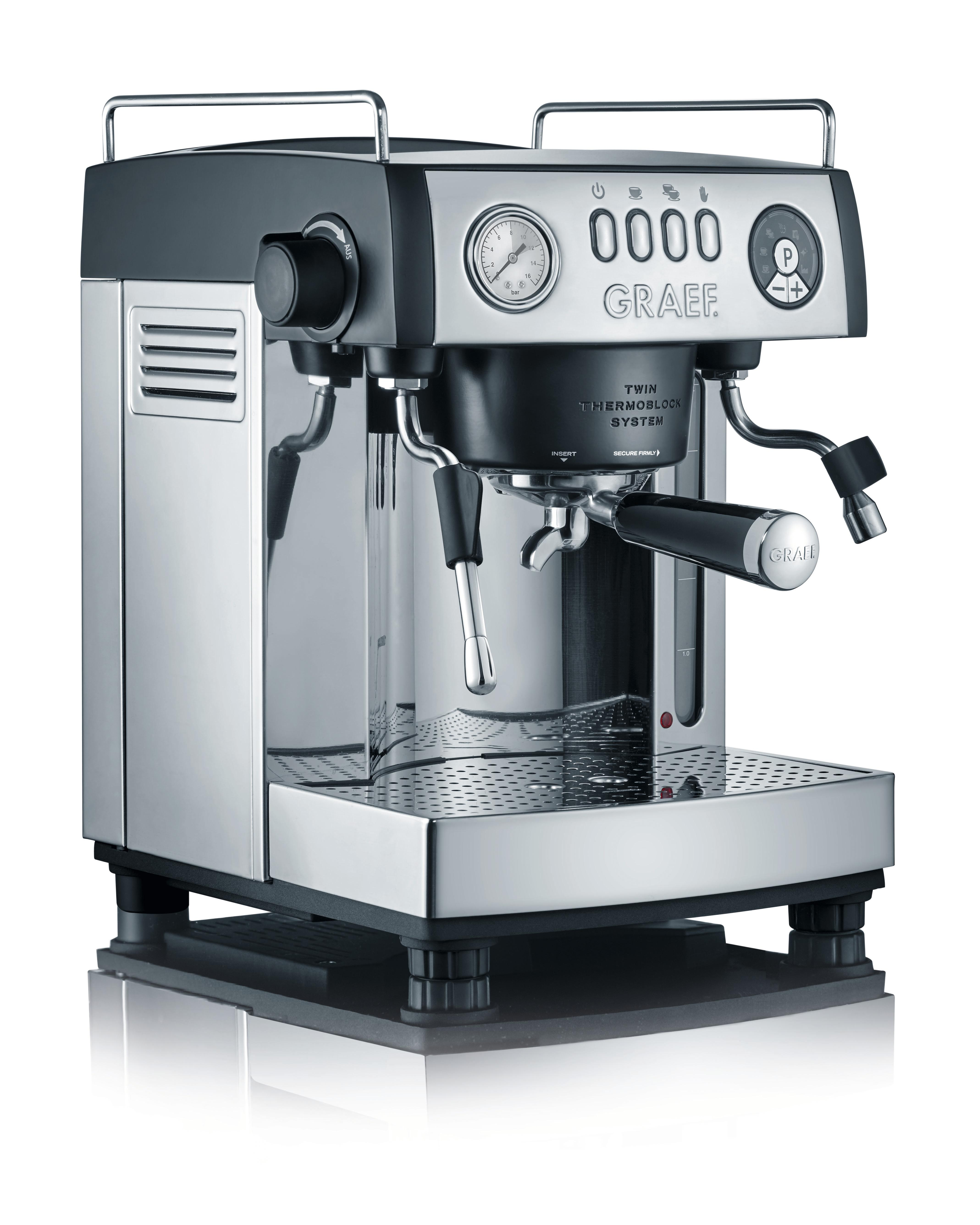 Siebträgermaschine Espressomaschine