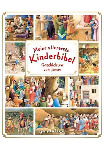 Buch »Meine allererste Kinderbibel / Rolf Krenzer, gondolino Meine allerersten Bücher,... kaufen