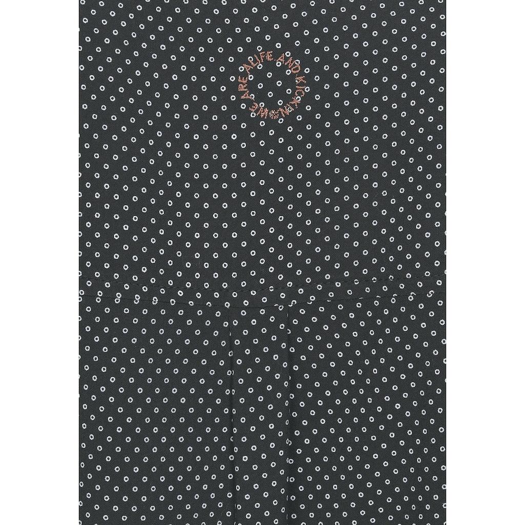Alife & Kickin Druckbluse »DaisyAK«, süße Bluse aus reiner Viskose mit Allover-Print