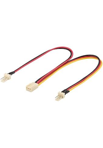 Goobay PC Lüfter Y Stromkabel kaufen