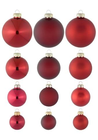 """Thüringer Glasdesign Weihnachtsbaumkugel """"Advent"""" kaufen"""