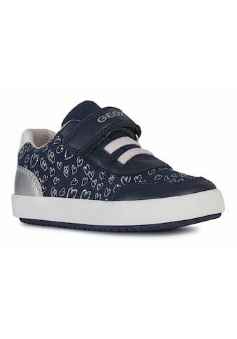 Geox Kids Sneaker »GISLI GIRL«, mit schimmernden Metallic-Details kaufen