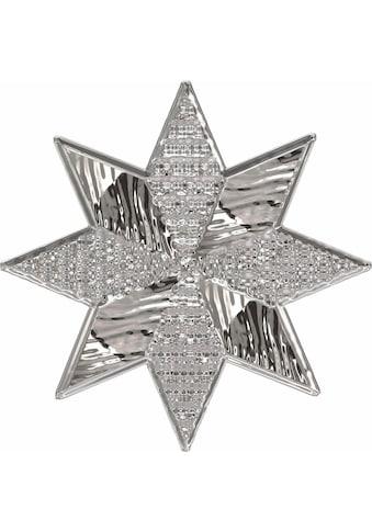 Wall-Art Wandtattoo »Metallic Star Silver« kaufen