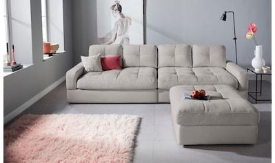 INOSIGN Big-Sofa »Fenya«, wahlweise auch Soft clean für einfache Reinigung mit Wasser kaufen