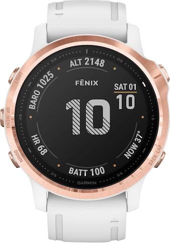 Garmin fēnix 6 S – Pro Smartwatch (1,2 cm / 3,04 Zoll) kaufen