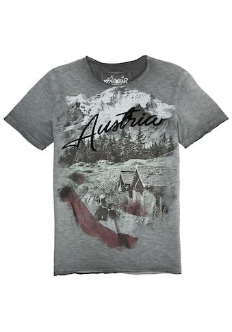 Hangowear Trachtenshirt, mit Print kaufen