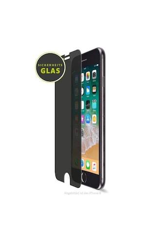 Artwizz Schutzfolie aus Glas mit Privacy-Effekt »PrivacyDisplay for iPhone 6, 7 & 8« kaufen