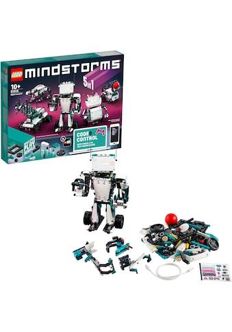 LEGO® Konstruktionsspielsteine »Roboter-Erfinder (51515), LEGO® MINDSTORMS®«, (949 St.) kaufen