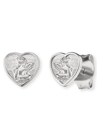 Herzengel Paar Ohrstecker »Angeli Herz, HEE - ANGELI - HEART« kaufen