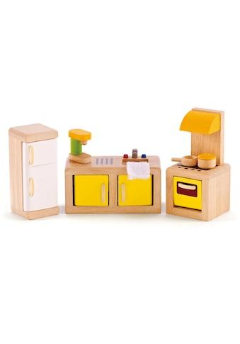 Hape Puppenhausmöbel »Küche«, (7 tlg.) kaufen