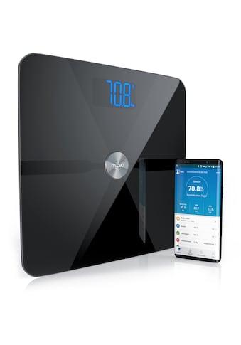 MyBeo Digitale Bluetooth Körperfettwaage »Diagnosewaage mit App - Steuerung« kaufen