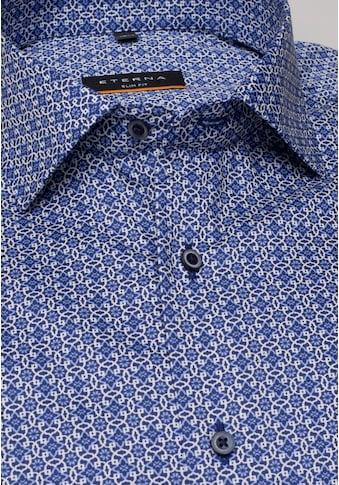 Eterna Businesshemd »SLIM FIT«, Print-Hemd kaufen