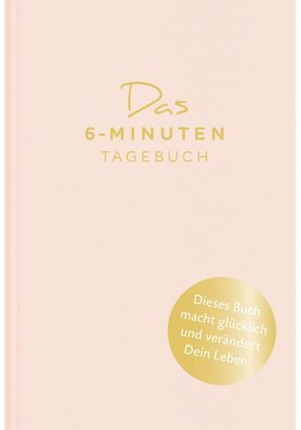 Buch »Das 6-Minuten-Tagebuch (orchidee) / Dominik Spenst« kaufen