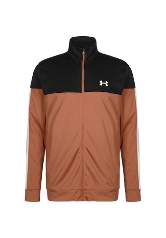 Under Armour® Trainingsjacke »Sportstyle Pique« kaufen
