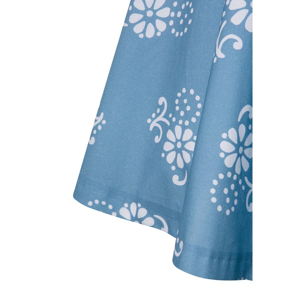 Turi Landhaus Trachtenkleid, mit floralem Muster - Made in Europe
