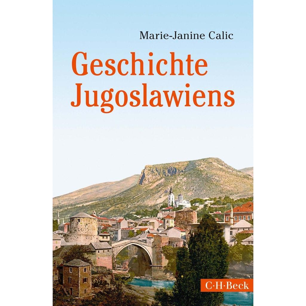 Buch »Geschichte Jugoslawiens / Marie-Janine Calic«