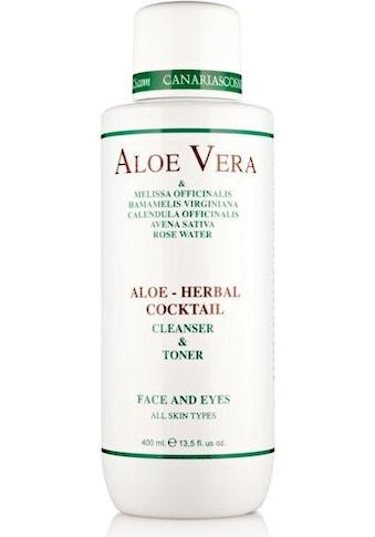 canarias cosmetics Reinigungslotion »Aloe - Herbal Cocktail« kaufen