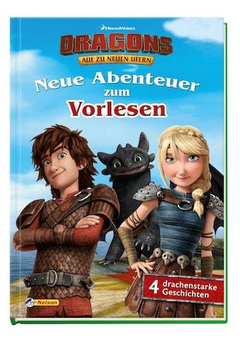Buch »DreamWorks Dragons: DreamWorks Dragons: Neue Abenteuer zum Vorlesen / DIVERSE« kaufen