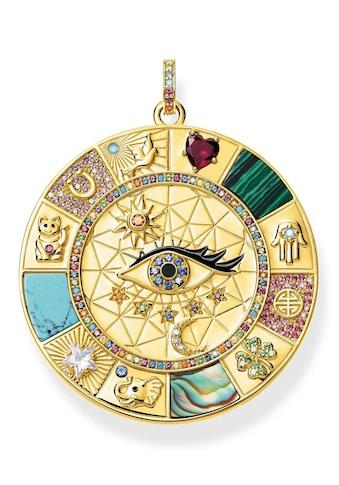 THOMAS SABO Kettenanhänger »Amulette magische Glückssymbole, PE855 - 993 - 7« kaufen