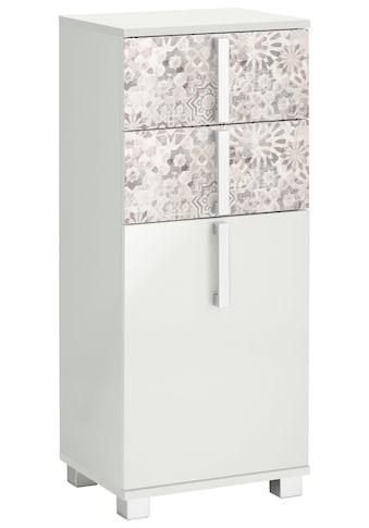 Schildmeyer Unterschrank »Kampen«, Breite 40 cm, Badezimmerschrank mit Metallgriffen,... kaufen