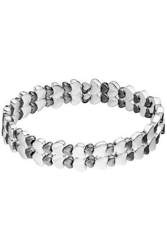 Tamaris Armband Set »Herzen, Nici, TF076«, (Set, 2 tlg.) kaufen