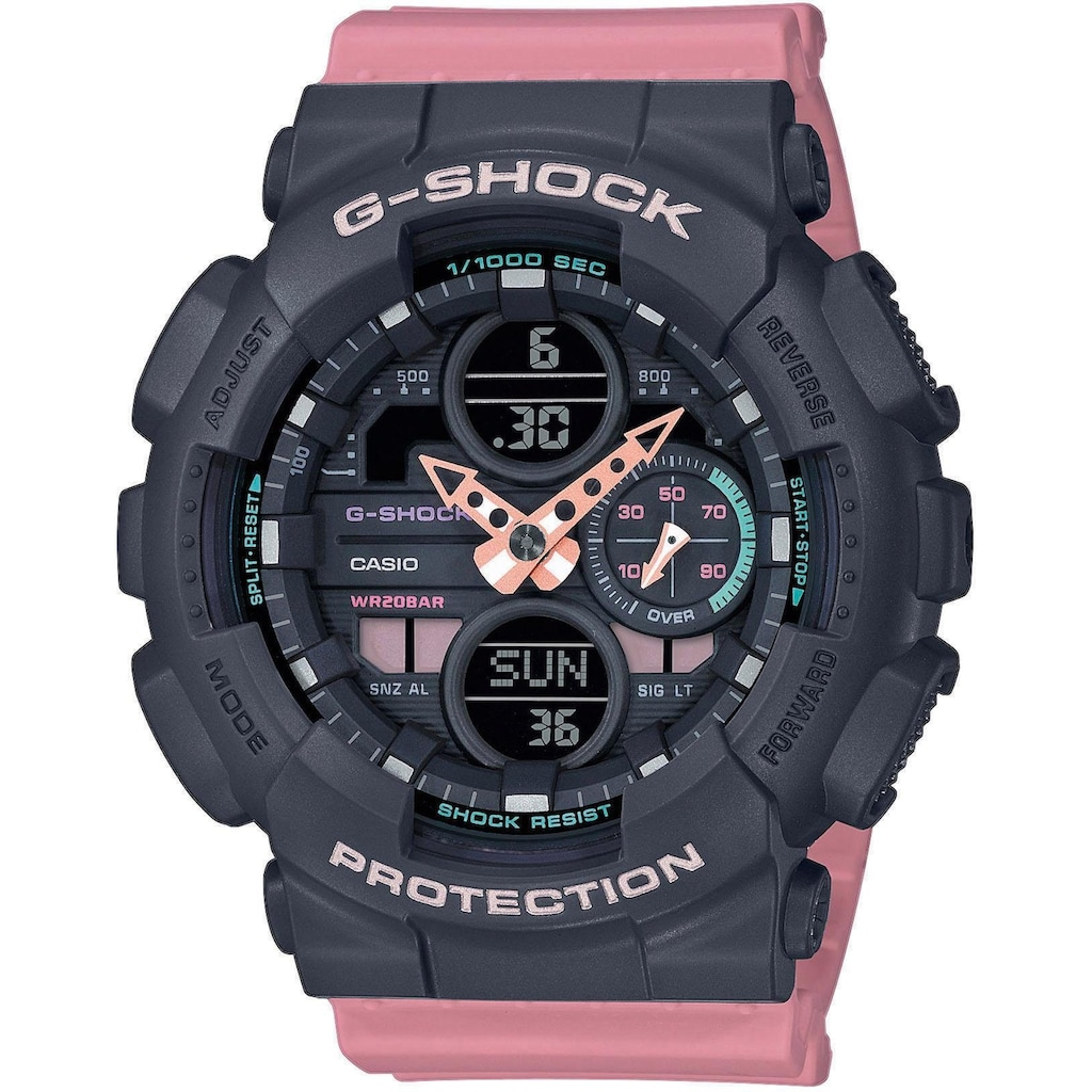 CASIO G-SHOCK Chronograph »GMA-S140-4AER«