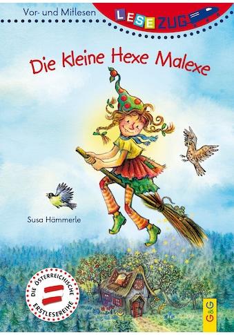Buch »LESEZUG/Vor- und Mitlesen: Die kleine Hexe Malexe / Susa Hämmerle, Cornelia... kaufen