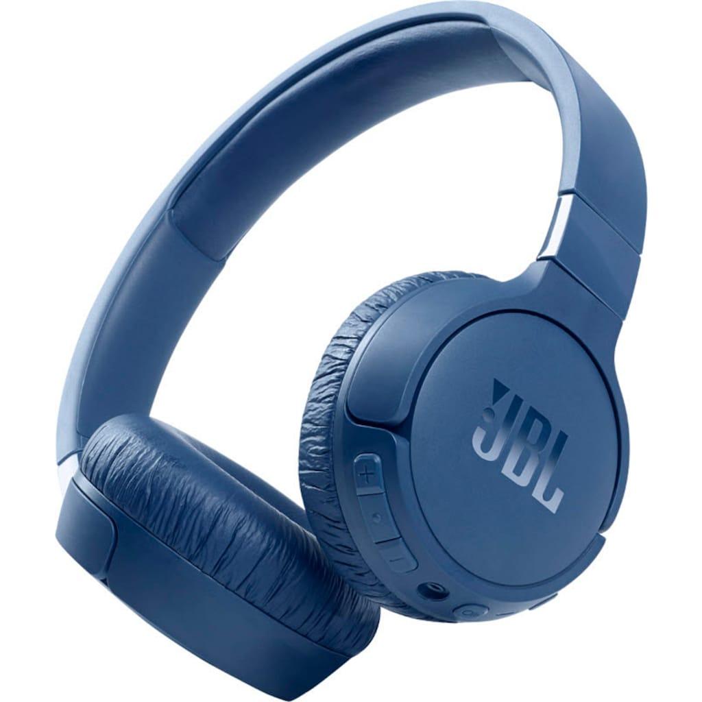 JBL wireless Kopfhörer »Tune 660NC«, A2DP Bluetooth-AVRCP Bluetooth, Freisprechfunktion-Noise-Cancelling-Sprachsteuerung
