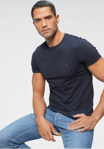 TOMMY HILFIGER T-Shirt »CORE STRETCH SLIM CNECK TEE« kaufen
