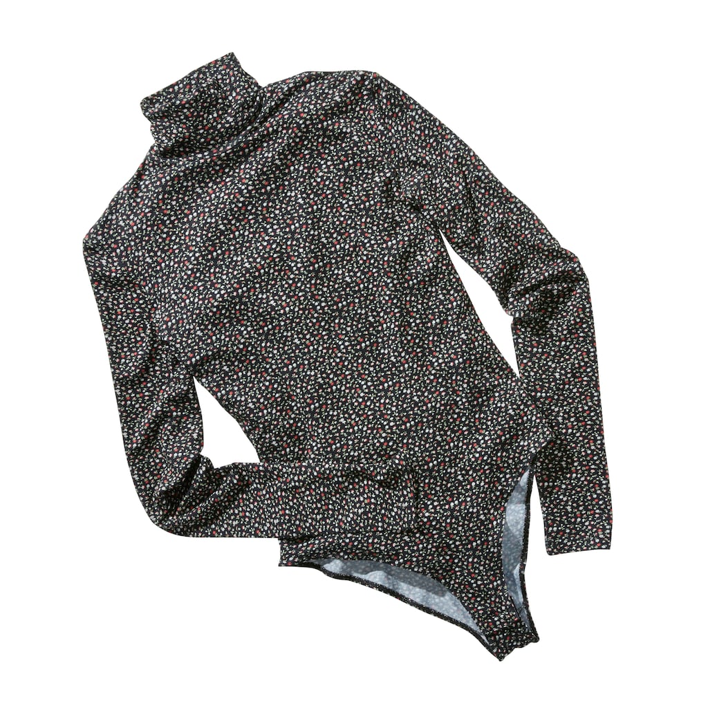 Levi's® Shirtbody »Turtleneck«, mit Millefleur-Print