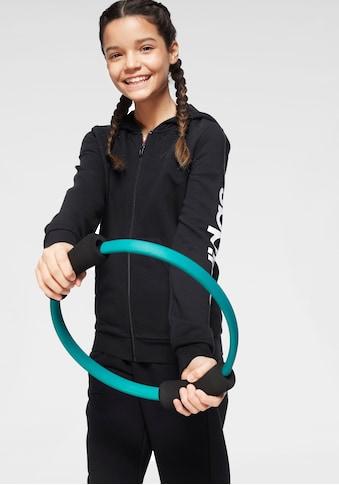 adidas Performance Kapuzensweatjacke »YOUTH GIRLS ESSENTIAL LINE FULLZIP HOODY« kaufen